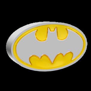 BATMAN LOGO 1 Oz Silver...