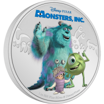 MONSTERS INC 20th...
