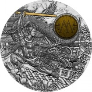 MULAN Woman Warrior III 2...