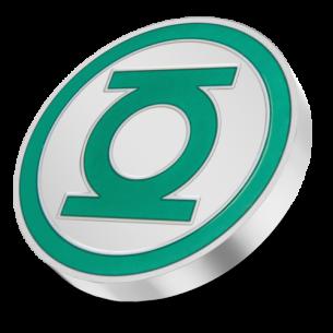 GREEN LANTERN EMBLEM 1 Oz...