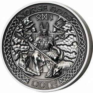 $10 Dollar 2015 - Norse...