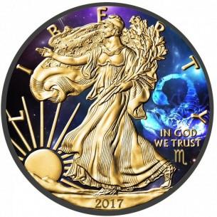 USA 1$ 2017 1 oz Silver...