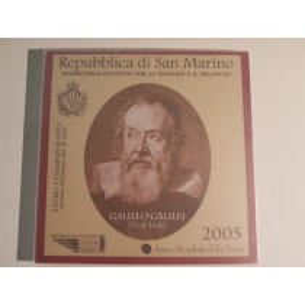 SAN MARINO 2005 - BU 2€...