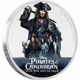 2017 Disney - Pirates of...