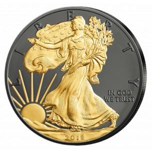 USA Silver Eagle 1oz 2018...