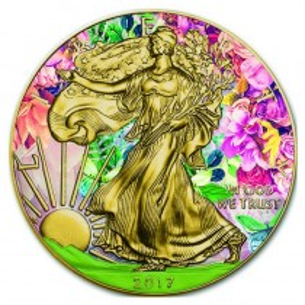 USA 1$ 2018 1 oz Silver...