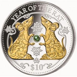 10$ FIJI 2020 - Lunar...