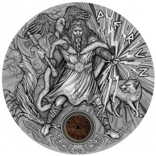 2$ NIUE 2018 Slavic Gods -...