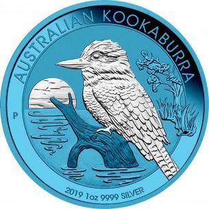 1$ Dollar Kookaburra SPACE...