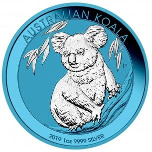 1$ Dollar Koala SPACE BLUE...