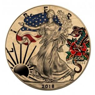 TATTOO BLACK SUN USA 2018...