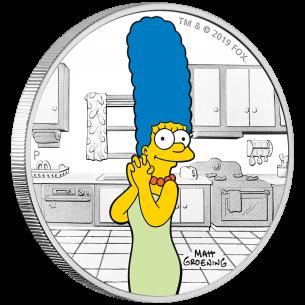 MARGE Simpsons 1$ Tuvalu...
