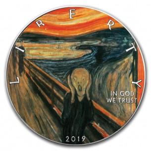 """SCREAM"" Edvard Munch..."