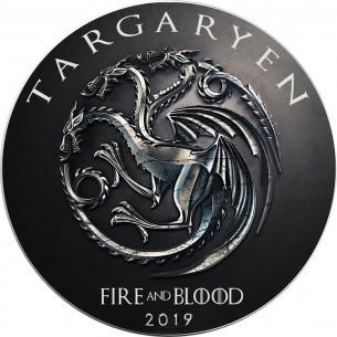 TARGARYEN Fire Coming Game...