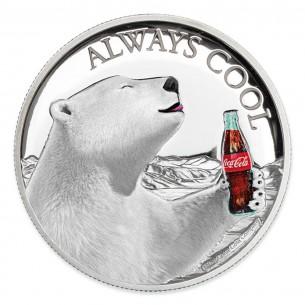 COCA COLA Polar Bear Always...
