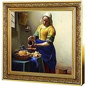 MILKMAID Vermeer Treasures...
