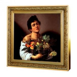 BOY BASKET FRUIT Caravaggio...