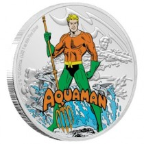 AQUAMAN Justice League 60th...