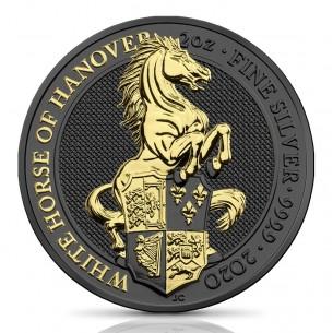 THE WHITE HORSE OF HANOVER...