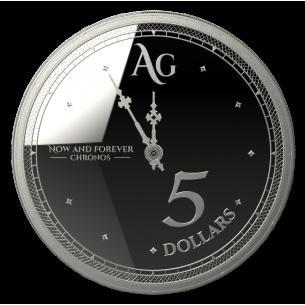 CHRONOS 2019 - The Time $5...