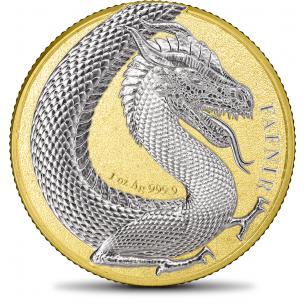 FAFNIR Gold Dragon 1 Oz...
