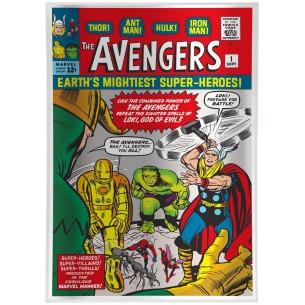 AVENGERS 1 Comic Book...