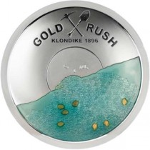 GOLD RUSH KLONDIKE 125th...
