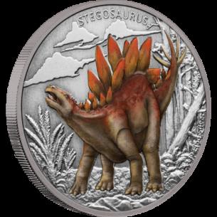 STEGOSAURUS Dinosaure 1 Oz...