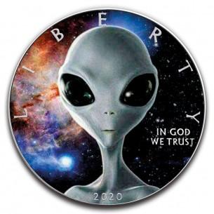 ALIEN UNIVERSE - 1 Oz...