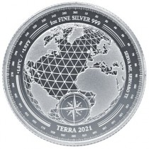 TERRA 2021 - $5 Dollars...