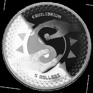 EQUILIBRIUM 2020 - $5...