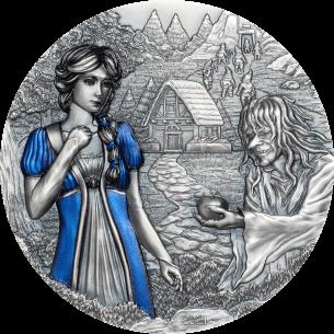 SNOW WHITE Fairy Tales...