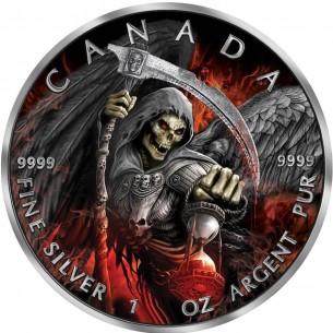 2017 Canada $5 - Grim...