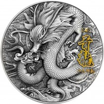 AZURE DRAGON QING LONG Four...