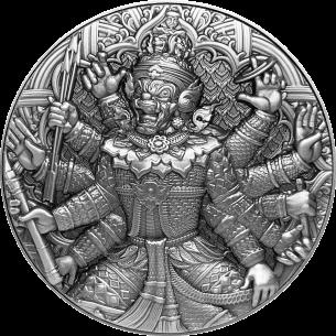 TOSSAKAN Ravana Ramakien 2...