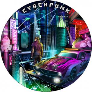 CYBERPUNK - The Punk...