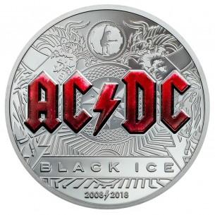 2018 AC/DC Black Ice - $10...