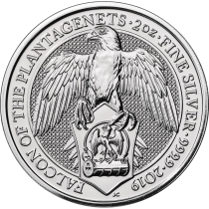 United Kingdom 5 Pound 2019...