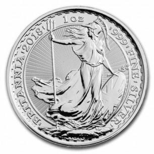Britannia £2 2018 - 1 oz...