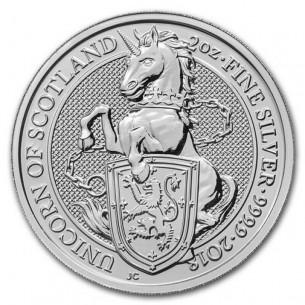 United Kingdom 5 Pound 2018...