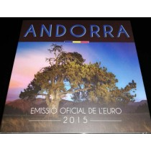 Andorre 2015 - Set Euro...