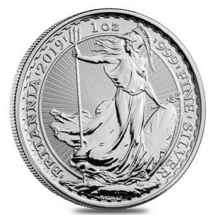 Britannia £2 livres 2019 -...