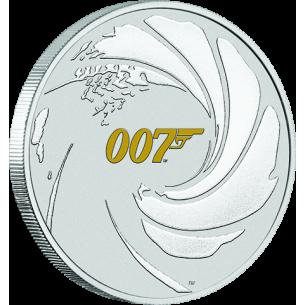JAMES BOND 007 Agent 1 Oz...