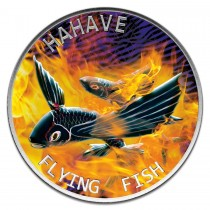 FLYING FISH HAHAVE FRIED...