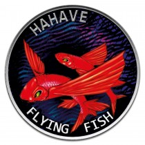 FLYING FISH HAHAVE RED...