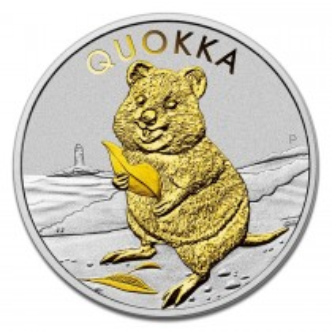 AUSTRALIAN QUOKKA GOLD...