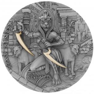 SEKHMET Gods of Anger 2 Oz...