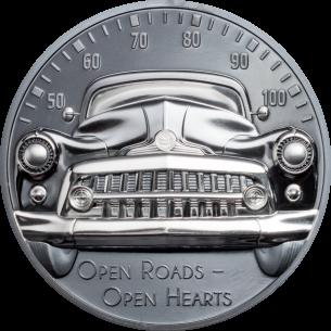 CLASSIC CAR Open Roads 2 Oz...
