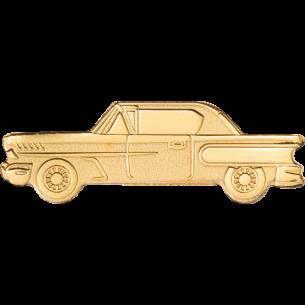 GOLDEN CAR 0.5g gold Coin...