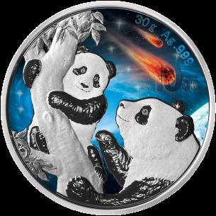 PANDA - GLOWING GALAXY III...